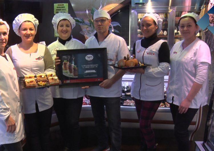 Ana París es proclama tercera del concurs al millor elaborat gourmet d'Europa