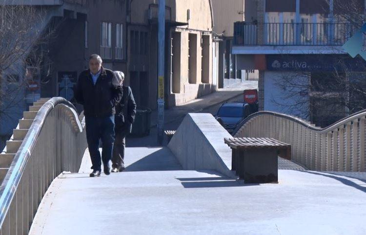 """Neix """"Pas a pas Balaguer"""", una iniciativa per fomentar els desplaçaments a peu per la ciutat"""