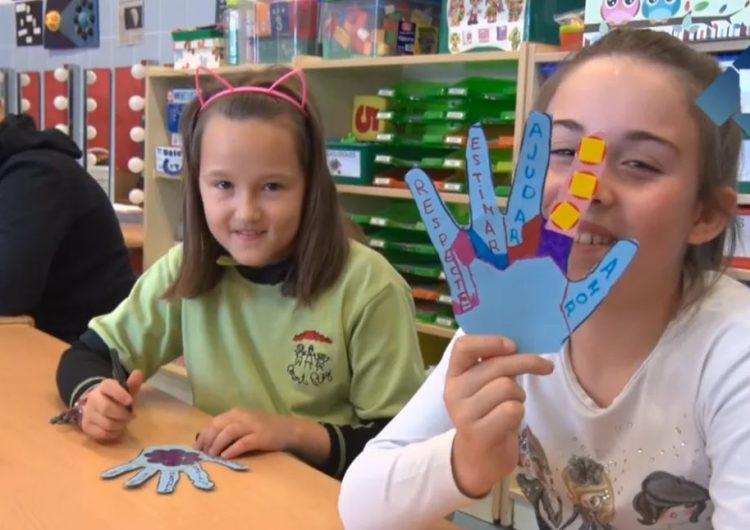 Els centres educatius de Balaguer celebren el Dia Escolar de la No Violència i la Pau
