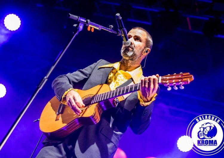 El concert de Jarabe de Palo obre els actes de la Festa Major del Sant Crist de Balaguer 2018
