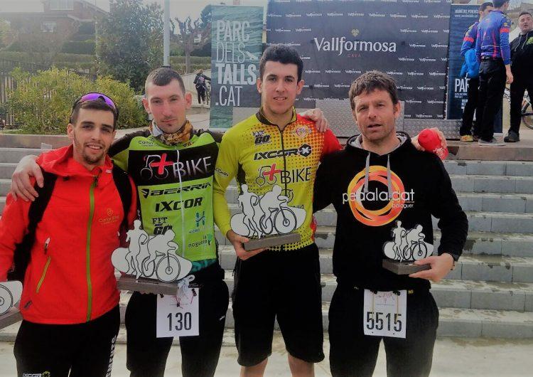 Aleix Sierra i Raul Barrios, campions de Catalunya de Duatlons de Muntanya