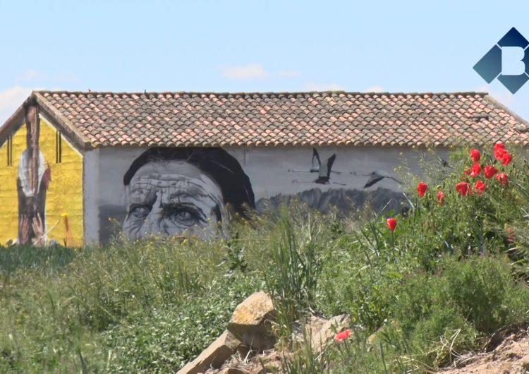 Penelles arriba als prop de cent murals amb la 4a edició del Festival GarGar