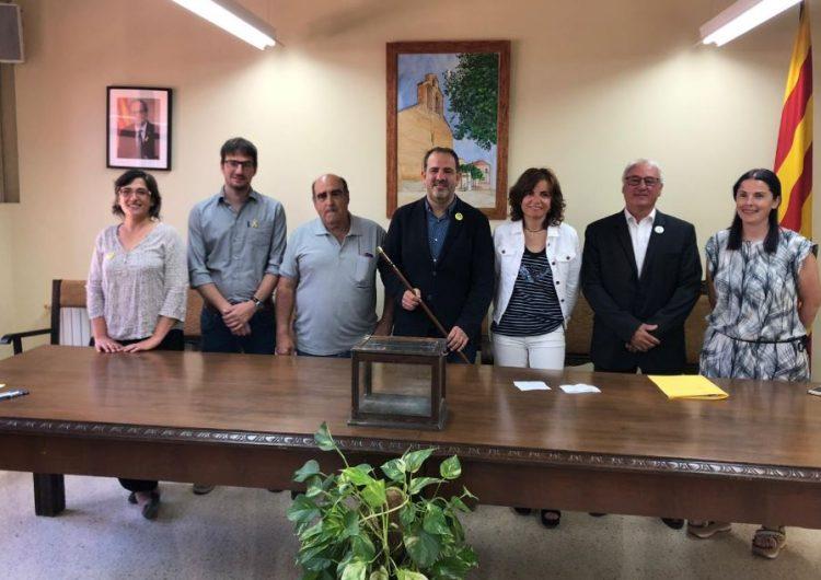 Eloi Bergós (JuntsxCat), investit alcalde de Penelles