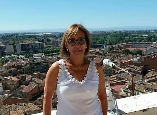 Pepi Martínez, candidata de Ciutadans a l'alcaldia de Balaguer