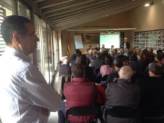 El president del Consell Comarcal de la Noguera dimitirà després de ser imputat per un delicte urbanístic