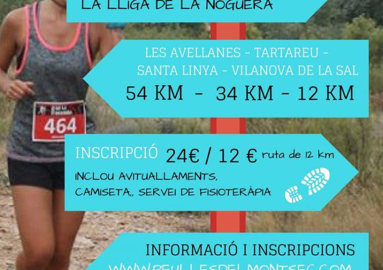 La 6a Marxa Trail Les Peülles 54 es celebrarà el proper 13 de maig