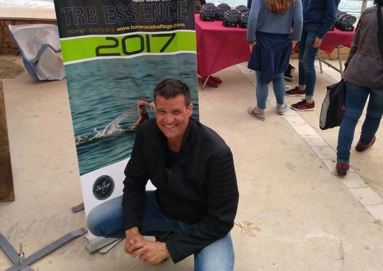Lluís Pijuan del CEN Balaguer, 3a posició a la Tuna Race Balfegó