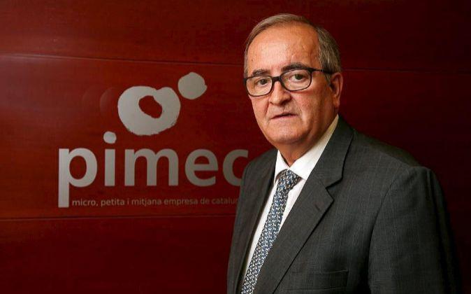 """El president de PIMEC, Josep Gonzàlez, parlarà aquest dijous a Balaguer sobre """"El present i el futur de les pimes a Catalunya"""""""