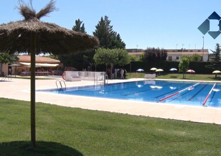 Térmens inaugura la reforma de les piscines municipals