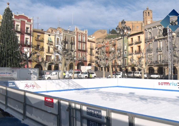 Últim dia de pista de gel a Balaguer