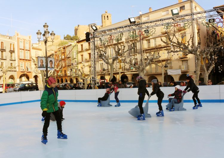 Balaguer acollirà el Campionat de Catalunya de Patinatge Artístic sobre gel