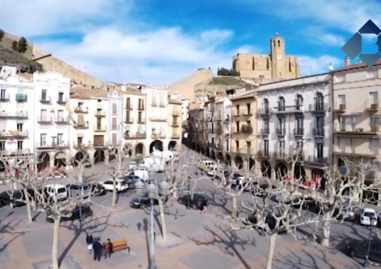 Balaguer instal·larà una pista de gel a la plaça Mercadal aquest Nadal