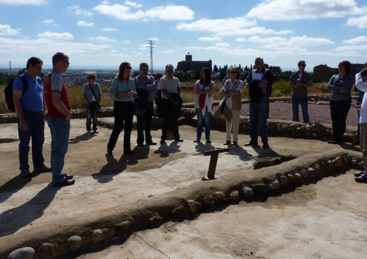 Balaguer mostra les noves troballes del Pla d'Almatà