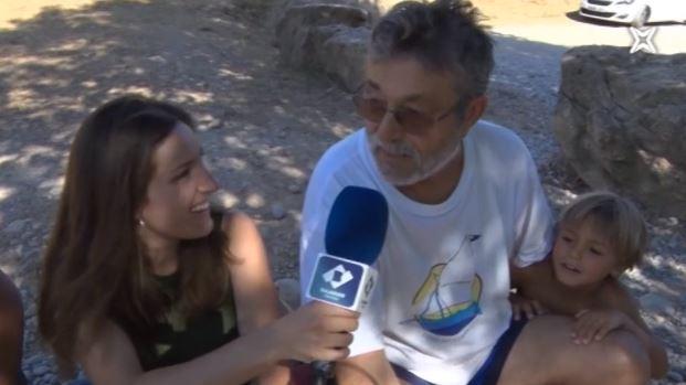 Horari d'Estiu: La platgeta de Camarasa
