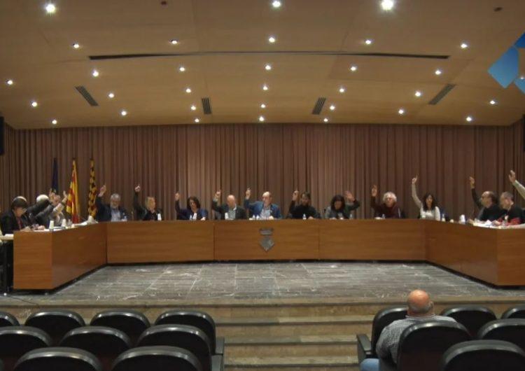 El ple de Balaguer aprova suavitzar les tarifes del CEI i el CESET