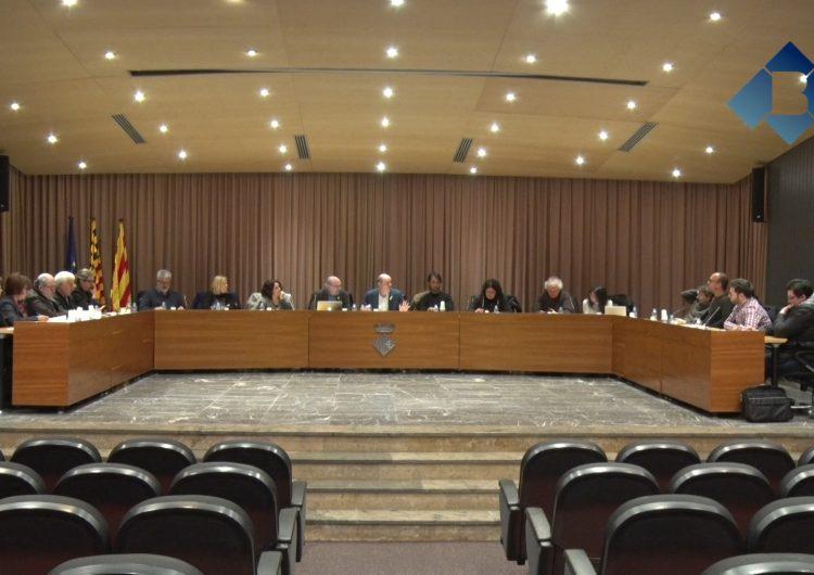 El ple de Balaguer aprova mocions de defensa de les institucions catalanes i la immersió lingüística
