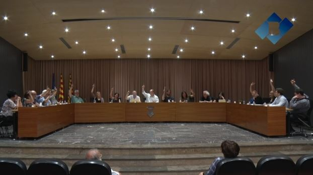 El Ple de l'Ajuntament de Balaguer aprova nomenar el poliesportiu de la ciutat pavelló Primer d'Octubre