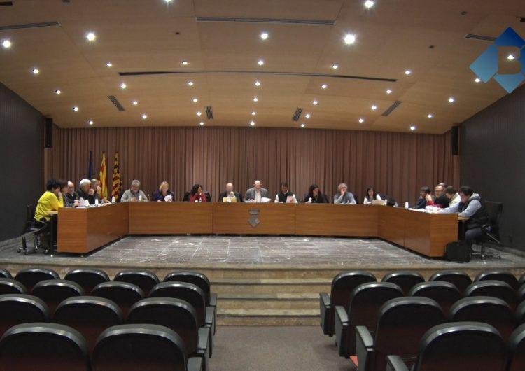 El ple de Balaguer celebra la última sessió de l'any