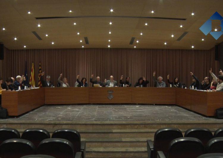El Ple de Balaguer aprova el conveni de col·laboració amb l'Associació d'Amics de Gaspar de Portolà