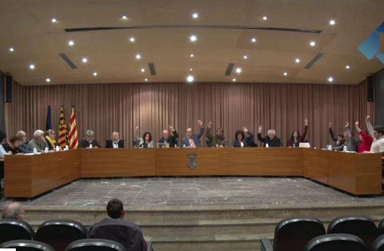 El ple de Balaguer regula l'ús no esportiu d'equipaments municipals com el camp d'esports