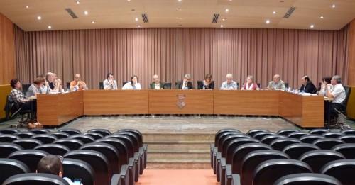Balaguer accepta la donació del monestir cistercenc de Santa Maria de Les Franqueses