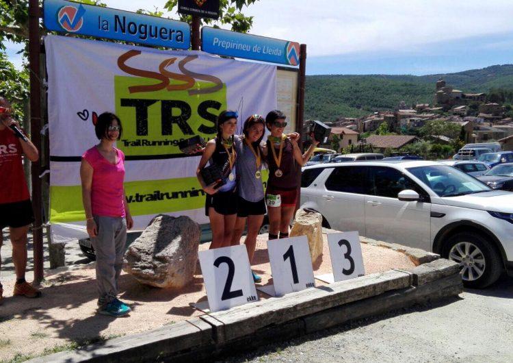 Diego Cardozo i Ares Izard, guanyadors del Km Vertical d'Àger