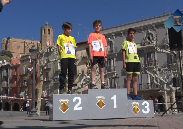 200 joves atletes a la 22a Diada Atlètica de Balaguer
