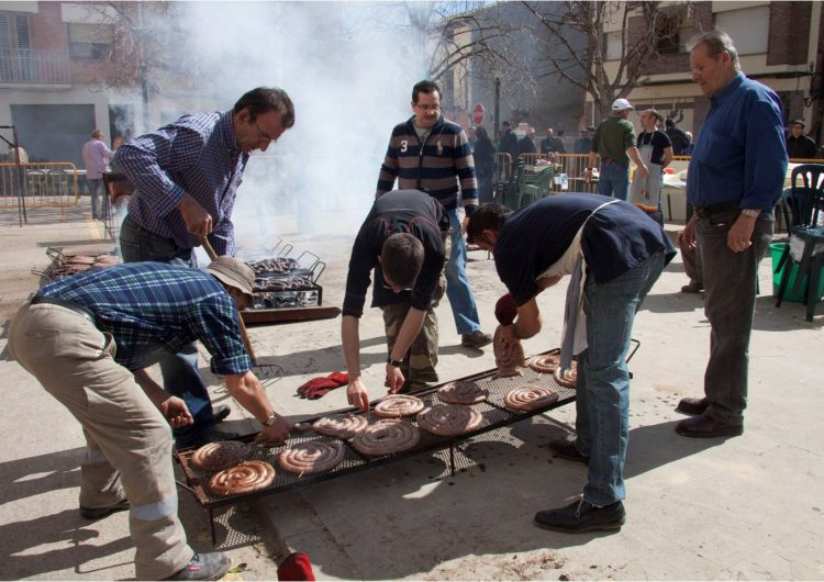 Montgai celebra la XXXa edició de la Matança del Porc