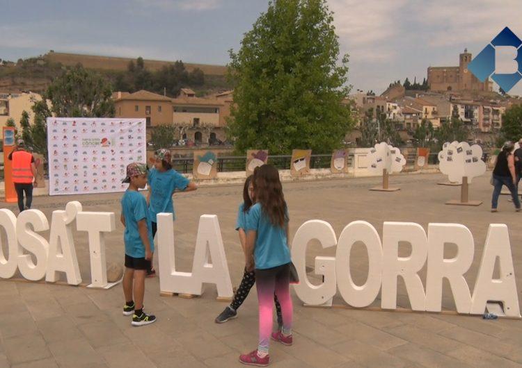 """La festa solidària """"Posa't la Gorra"""" de Balaguer escalfa motors"""