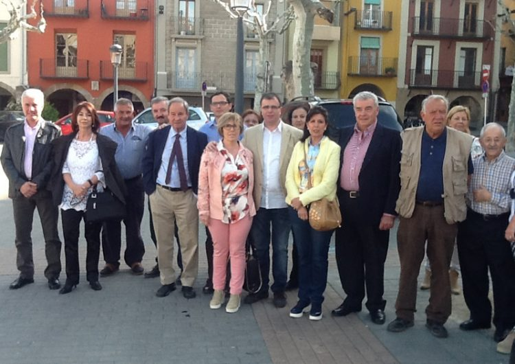 El PP de Balaguer presenta la llista electoral