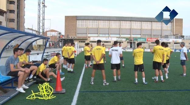 El CF Balaguer s'enfronta al Tàrrega en la primera jornada de lliga