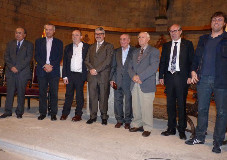 Balaguer entrega el XXIIIè premi Comte Jaume d'Urgell