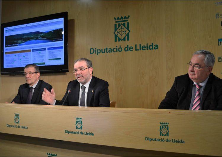 La Diputació donarà més suport als ajuntaments amb 13 milions d'euros del Pla Específic