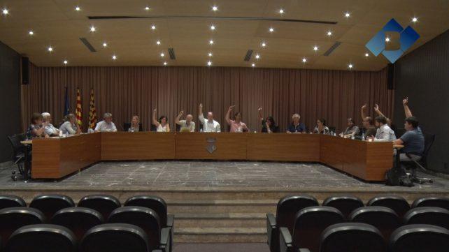 El ple de Balaguer aprova inicialment el pressupost 2018