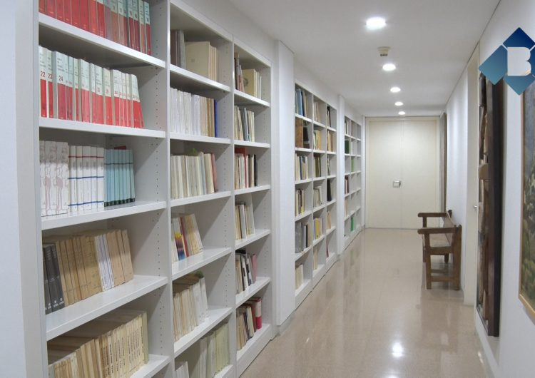 La família de Prim Bertran dona el seu llegat bibliogràfic a l'Ajuntament de Balaguer