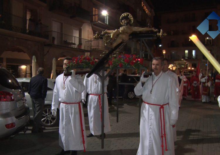 Cinquena Processó de Divendres Sant a Balaguer