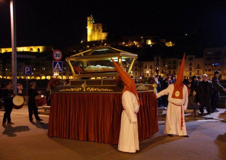 Suspesa la processó de Divendres Sant a Balaguer