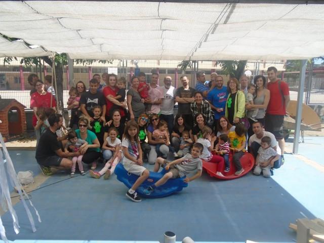 La llar d'infants municipal Els Putxinel·lis de Balaguer impulsa un projecte participatiu de transformació del pati