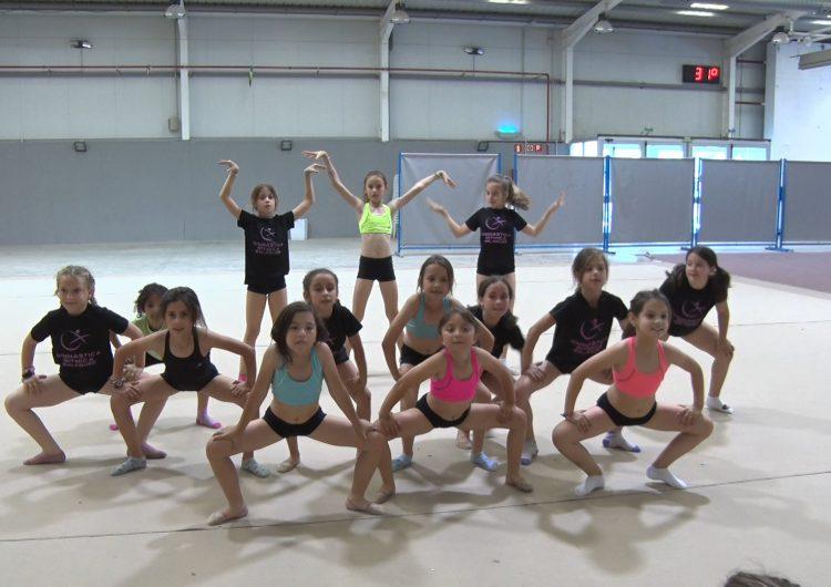 Prodigium, l'espectacle de final de curs de l'Escola i el Club Gimnàstica Rítmica a Balaguer