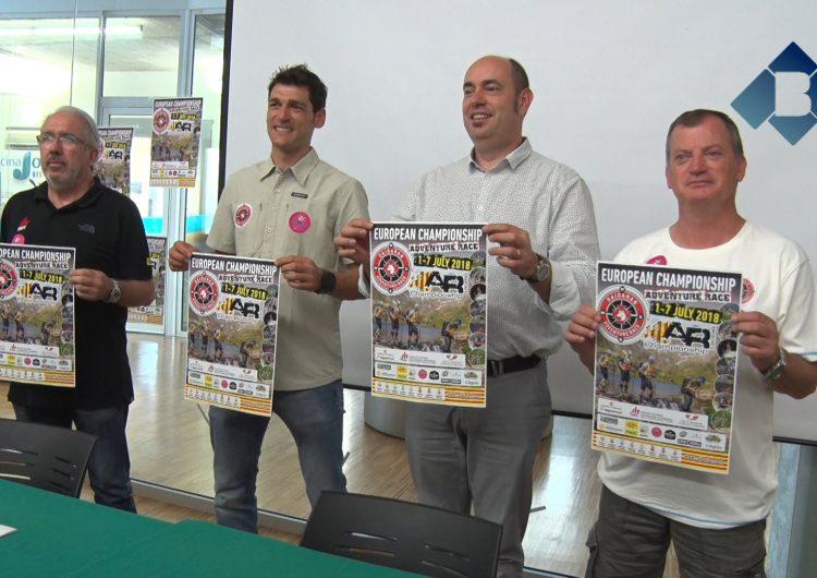 Balaguer acollirà la sortida del Campionat d'Europa de Raid