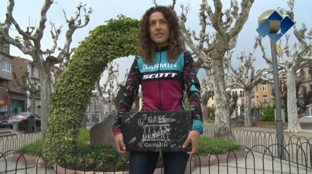 Ramona Gabriel, guanyadora de la Titan Desert 2018, valora la victòria