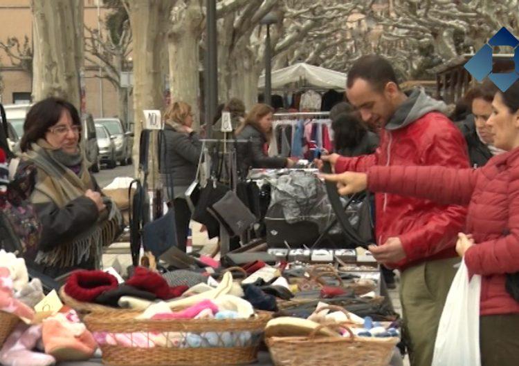 Balaguer celebrarà el Mercat de les Rebaixes els propers 2 i 9 de febrer