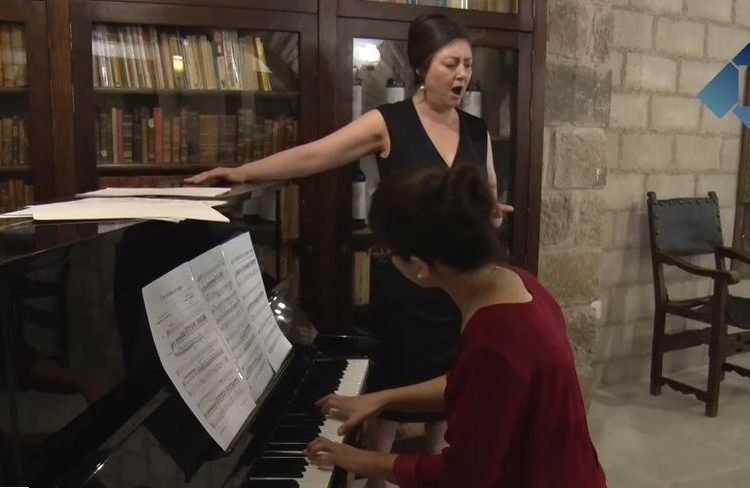 El Palauet de la Muralla acollirà un concert amb la soprano Ma Josep Rúbies i la pianista Laura Tomàs