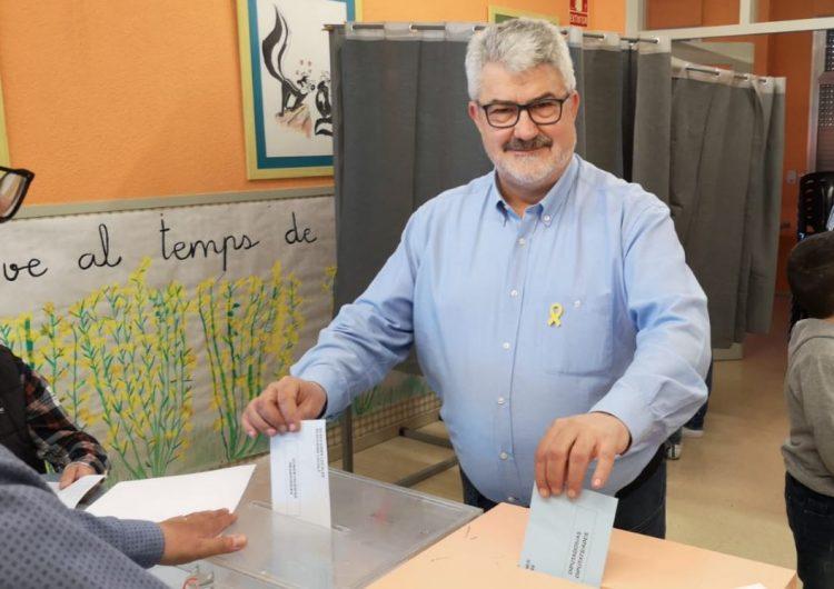 """Josep Maria Roigé (Junts per Balaguer): """"És importantíssim que tots els ciutadans donin la seva opinió"""""""