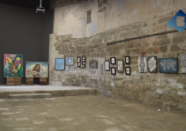 L'Església Vella de Penelles es converteix en una sala d'exposicions