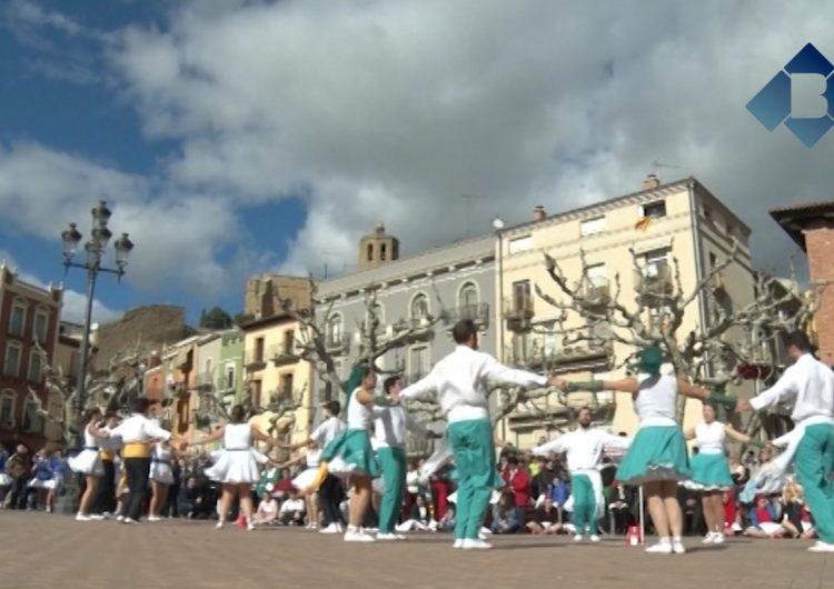 Balaguer celebra aquest diumenge la 57a edició del 'Trofeu Ciutat de Balaguer' i la final catalana de colles sardanistes
