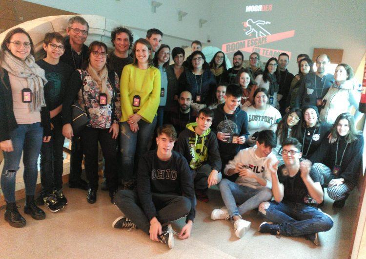 Èxit de participació al 'Room Escape' del Museu de la Noguera