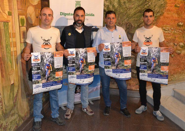 Algerri organitza la 1a Marxa BTT 'Secans de la Noguera'