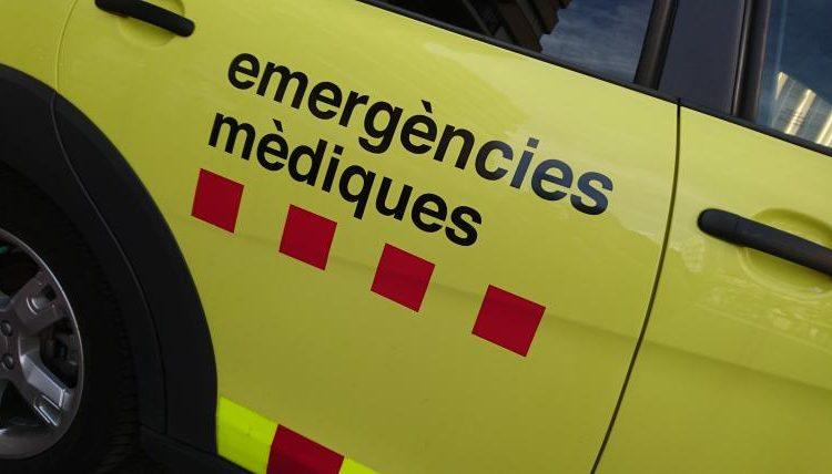 Ferit greu un jove en un atropellament a Balaguer