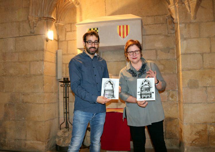 El Monestir de les Avellanes projectarà en 3D els sepulcres dels comtes d'Urgell que s'exhibeixen a Nova York